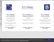 Bild H + G Göttingen e.V. Vereinigung der Haus- u. Grundbesitzer in Göttingen von 1892