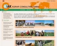 Bild IAK Agrar Consulting GmbH