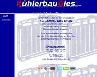 Bild Kühlerbau Gies GmbH