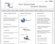 Bild Webseite it Watch München