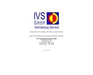 Willkommen bei der IVS Vermietung-Service GmbH