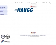 Bild Webseite Haugg Albert Kühlerfabrik Aachen