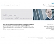 Bild Dr. von Stegmann Unternehmensberatung GmbH