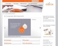Bild edicos websolutions GmbH & Co.KG
