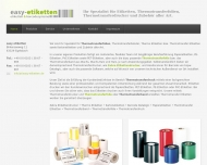 Thermotransferfolie, Thermotransferband, Thermotransferdruck, Barcode datalogic, Thermotransferdruck...