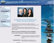 Bild Ev. Auslandsberatung für Auswanderer, Auslandstätige und Ausländer-Ehen