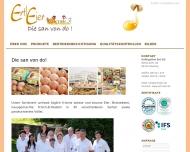 Website Geflügelhof Ertl