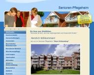 Bild Senioren-Pflegeheim Haus Schleusberg GmbH Senioren- und Pflegeheim