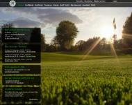 Bild Webseite Golf-Club Hoisdorf Hamburg