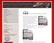 G S Bauunternehmen GmbH - Startseite