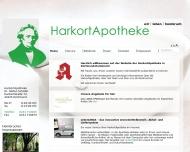 Bild Webseite Harkort Apotheke Dr. Stefan Schäfer Dortmund