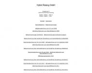 Bild Webseite Hybrid Raising Norder-Friedrichs-Koog