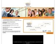 Website JBT studentische Unternehmensberatung UG (