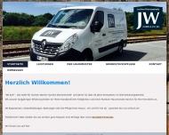Bild Webseite Jochen Warnemünde Dienstleistung  und Verwaltung Sylt-Ost