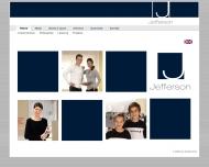 Bild Webseite Jefferson Hamburg