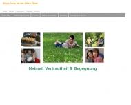 Bild Webseite Kinderheim an der alten Eiche Meckenheim
