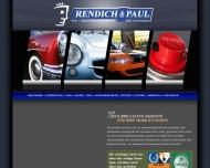 Bild Webseite Rendich & Paul Reutlingen