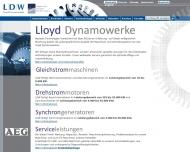 Bild Webseite LST Verwaltung Bremen