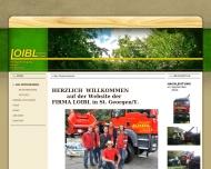 Bild Webseite Loibl München