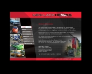 Website Hennig Gerhard