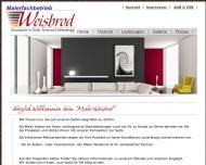 Bild Malerfachbetrieb Weisbrod GmbH