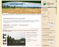 Bild Webseite LAFOS Dienstleistung Berlin