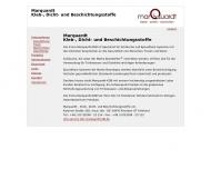 Bild Marquardt - Kleb-, Dicht- und Beschichtungsstoffe e.K.