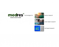 Bild medres - medical research GmbH c/o Max-Planck-Institut