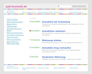 Bild Webseite  Boostedt