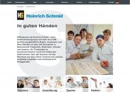Bild Malerwerkstätten Heinrich Schmid Verwaltungs-GmbH
