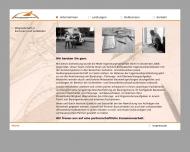 Bild Webseite MDW Ingenieurgesellschaft Halle