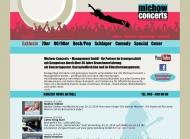 Bild Michow Concerts + Management GmbH