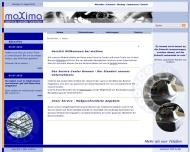 Bild maXima Service UG (haftungsbeschränkt) & Co. KG