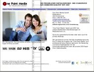 Bild One Point Media GmbH