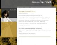 Bild Opernball Leipzig GmbH
