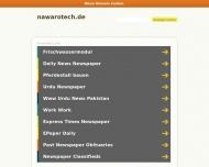 Bild Webseite NawaRo Tech Bergkirchen