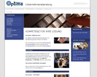 Bild OPTIME Unternehmensberatung GmbH