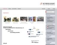 Bild Netzwerk Zukunft. Schule und Wirtschaft für Brandenburg e.V.