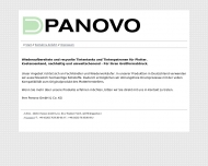 Bild Webseite Panovo Wuppertal