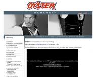 Bild Webseite OYSTER Terfort Hamburg