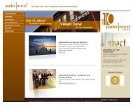Bild PaderInvest GmbH & Co. KG