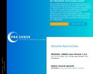 Bild PRESENSE Technologies GmbH