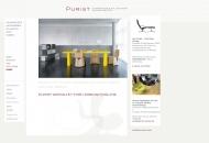 Bild Webseite purist Stuttgart