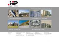Bild Webseite H + P Ingenieure Aachen