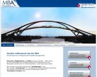 Bild MBA Management Beratungsgesellschaft mbH