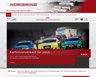 Bild Webseite MCN MotorSportClub Nürnberg Nürnberg