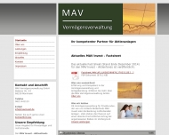 Bild MAV Vermögensverwaltung GmbH