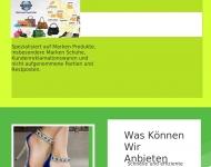 Bild Webseite Milad Import Export Hamburg