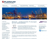 Bild PLENIUM Informationstechnologien GmbH