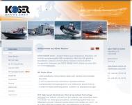 Bild Köser Marine GmbH
